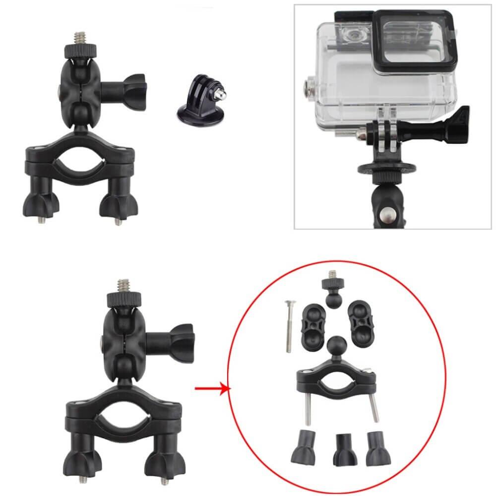 Крепление для экшн-камеры GoPro Hero 8 на велосипед
