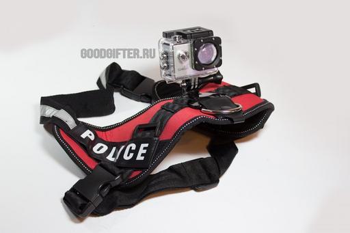 Крепление на собаку для SJ4000 (Police)