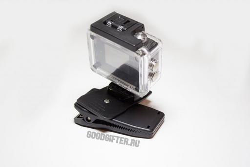 Поворотный зажим для камеры SJ4000. Модель B