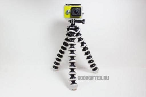 Goriilapod гибкий штатив для Xiaomi Yi