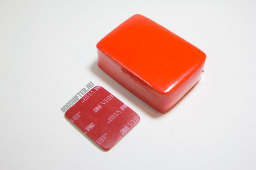 Поплавок Xiaomi Yi на заднюю крышку аквабокса