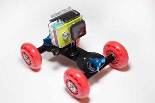 Тележка скейтер Долли для Xiaomi Yi