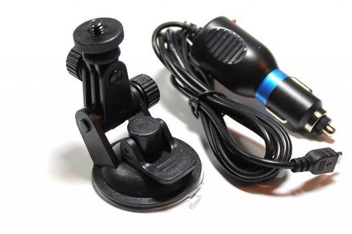 Автомобильный набор для камеры SJCAM