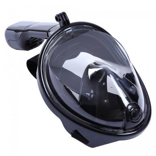 Полнолицевая маска с креплением GoPro