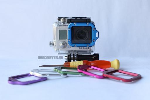 Страховочное алюминиевое кольцо GoPro 3