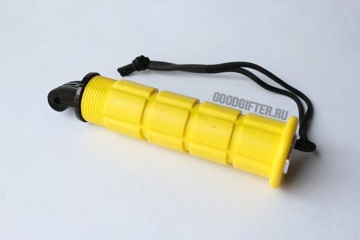 Утяжеленная прорезиненная ручка для камеры GoPro