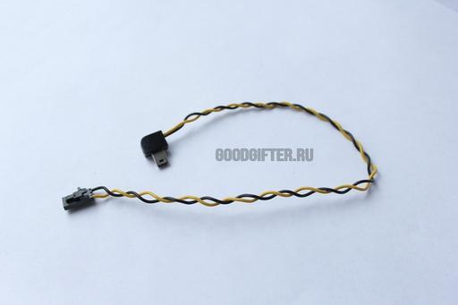Кабель-передатчик 5.8G FPV A/V для Gopro