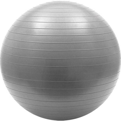 Мяч гимнастический Anti-Burst 95 см (серый)