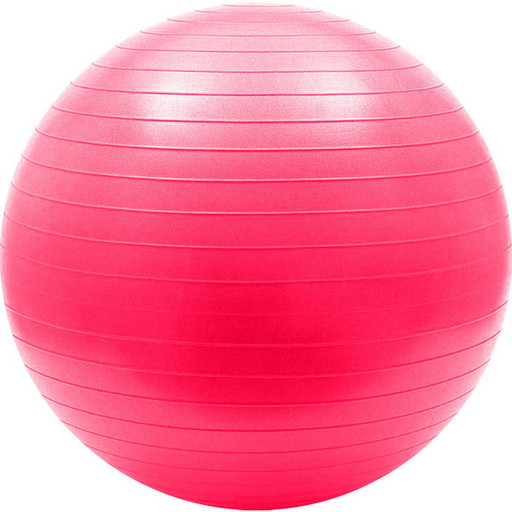 Мяч гимнастический Anti-Burst 95 см (розовый)