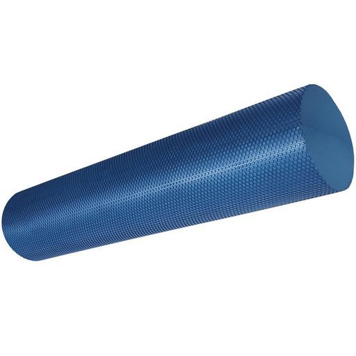 B33085-1 Ролик для йоги полумягкий Профи 60x15cm (синий) (ЭВА)