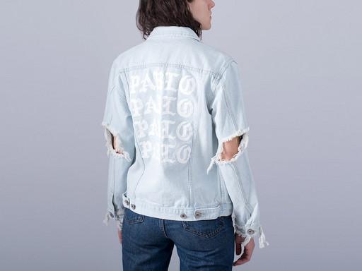 Куртка джинсовая Yeezy (13490)