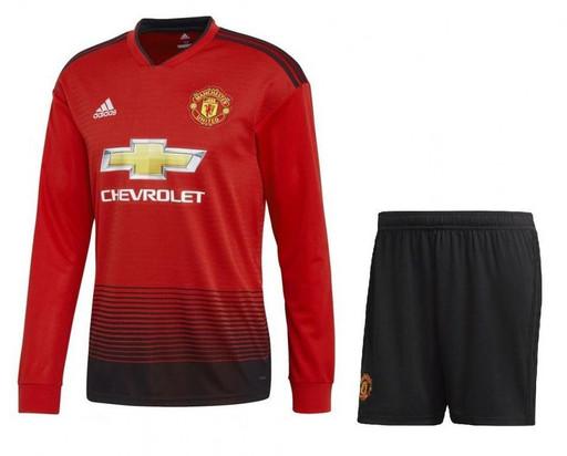 Футбольная форма Adidas FC Man Unt (14740)
