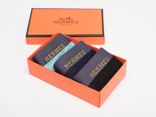 Боксеры Hermes 3шт (19423)