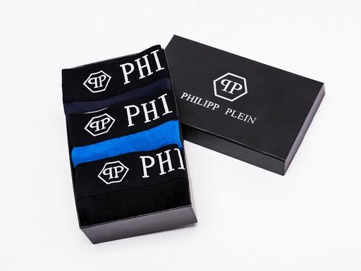 Боксеры Philipp Plein 3шт (21365)