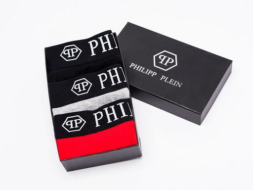 Боксеры Philipp Plein 3шт (21366)