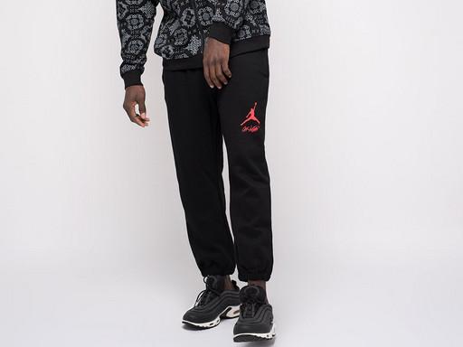 Брюки спортивные Nike x OFF-WHITE Air Jordan (21256)