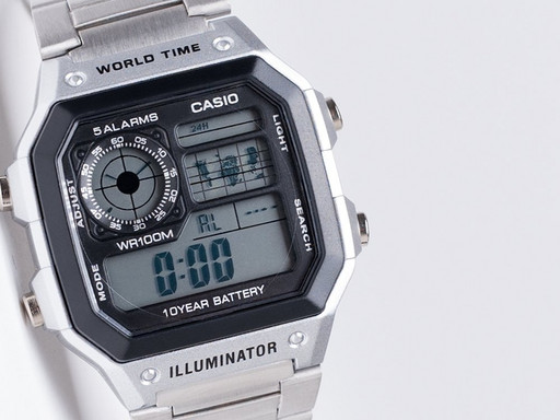 Часы Casio AE-1200WHD-1A (18040)