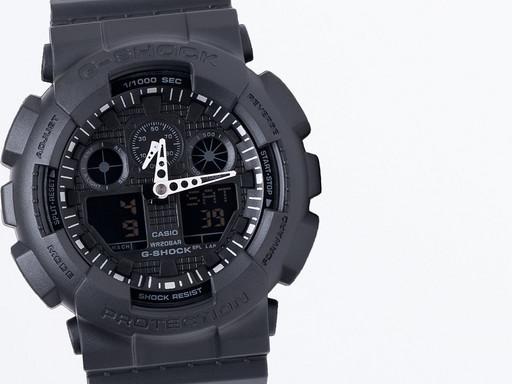 Часы Casio G-Shock GA-100 (9394)