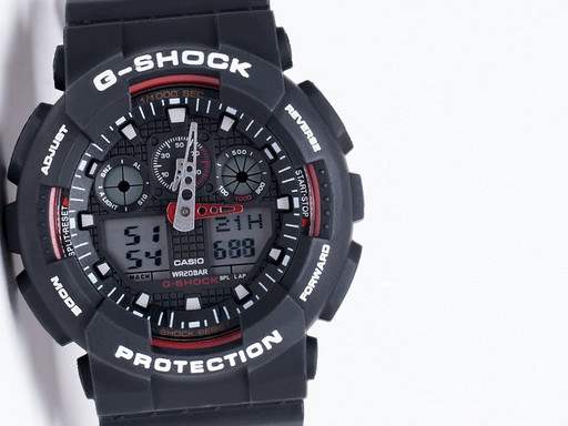 Часы Casio G-Shock GA-100 (9410)