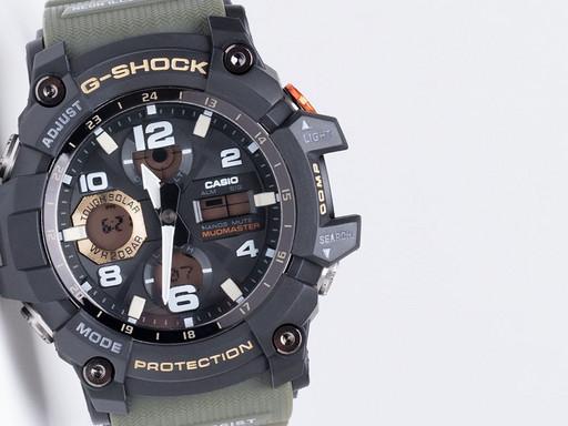 Часы Casio G-Shock GWG-100 (18044)