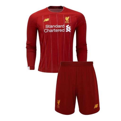 Футбольная форма New Balance Liverpool FC (17857)
