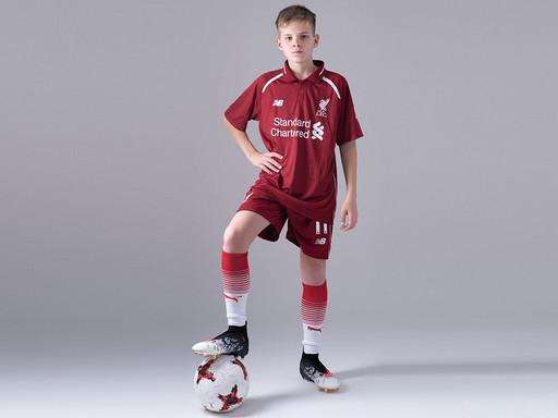 Футбольная форма New Balance Liverpool FC (12370)