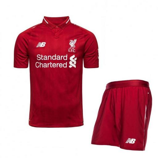 Футбольная форма New Balance Liverpool FC (14299)