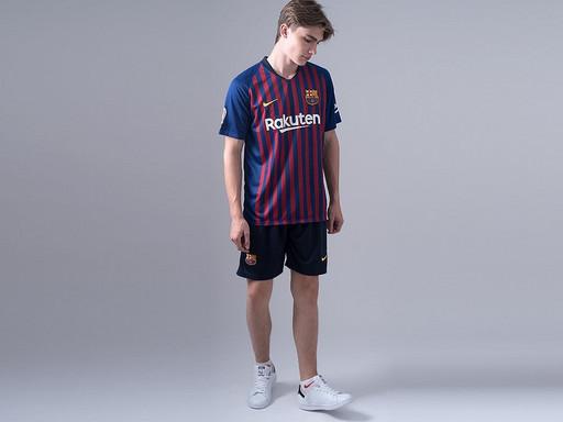 Футбольная форма Nike FC Barcelona (8853)