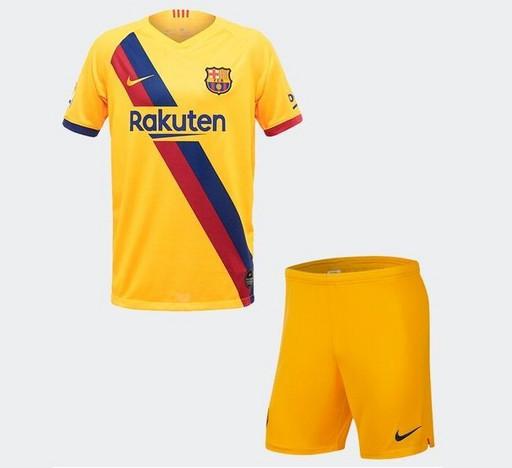 Футбольная форма Nike FC Barcelona (18970)