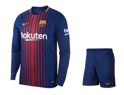 Футбольная форма Nike FC Barcelona (8861)