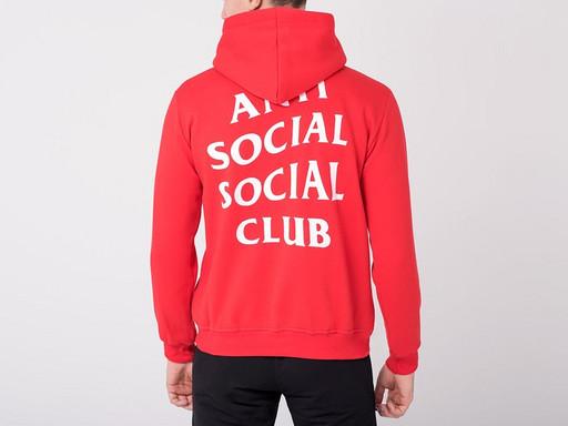 Худи Anti Social Social Club (15814)