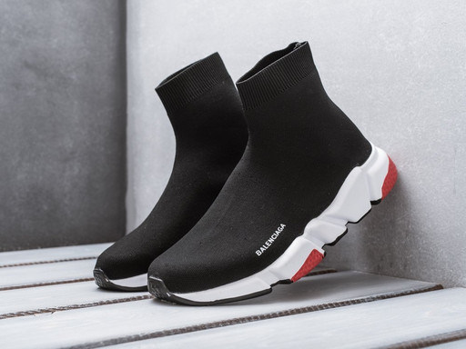 Кроссовки Balenciaga Speed Mid-Top Trainer Sock Sneaker (10207)