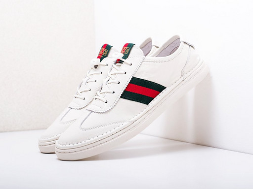 Кроссовки Gucci Ace Embroidered (17960)