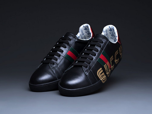 Кроссовки Gucci Ace Embroidered (12993)
