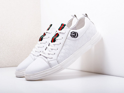Кроссовки Gucci Ace Embroidered (17961)