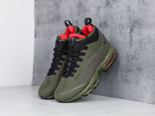 Кроссовки Nike Air Max 95 Sneakerboot (5345)