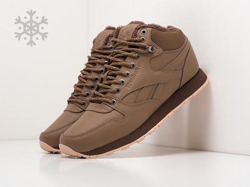 Кроссовки Reebok Classic Leather Mid Ripple (20518)