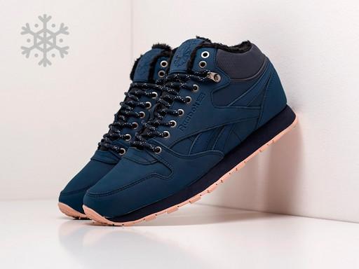 Кроссовки Reebok Classic Leather Mid Ripple (20555)