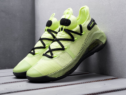 Кроссовки Under Armour Curry 6 (15940)
