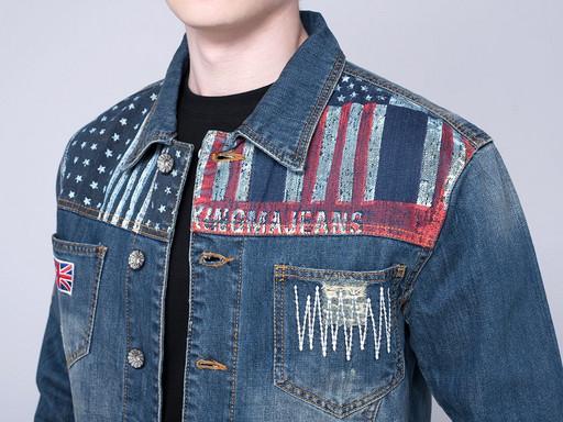 Куртка джинсовая (14310)