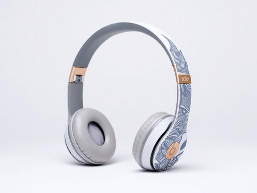 Наушники Beats Solo 3 Wireless White (18052)