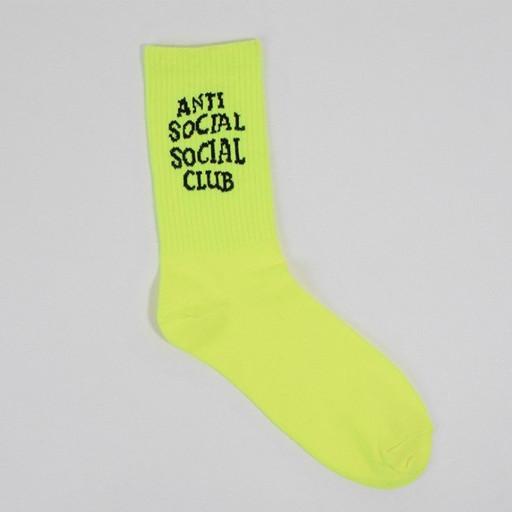 Носки длинные Anti Social Social Club (21646)