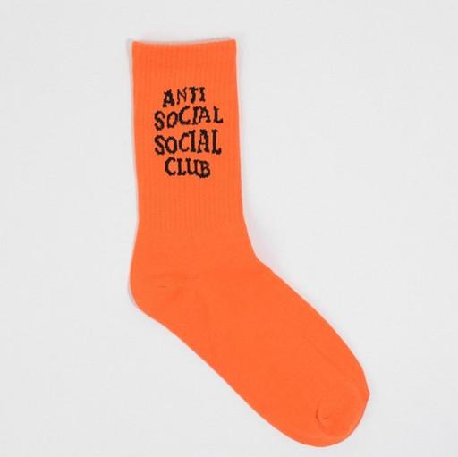 Носки длинные Anti Social Social Club (21648)