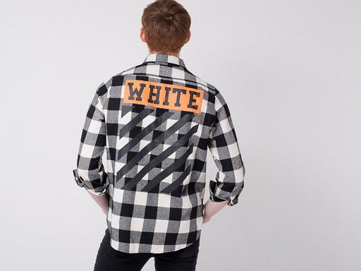 Рубашка OFF-WHITE (16698)