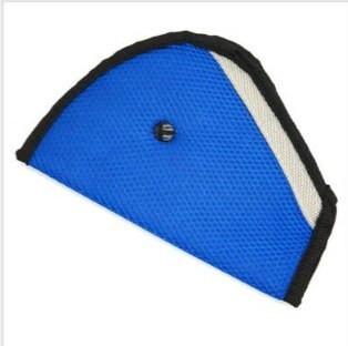 Синий адаптер ремня безопасности для детей