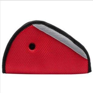Красный адаптер ремня безопасности для детей