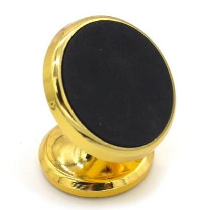 Золотой магнитный держатель телефона