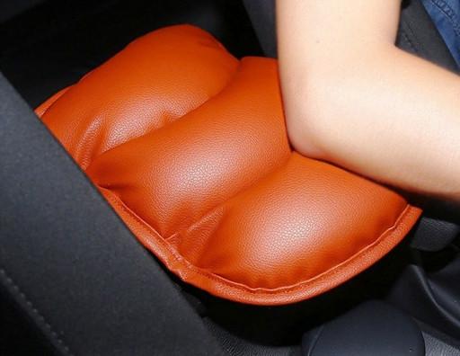 Подушка на подлокотник (цвет коричневый)