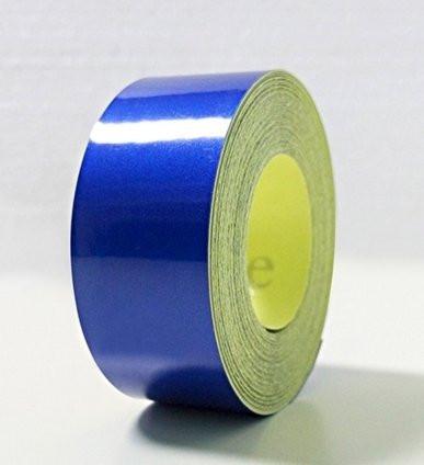 Синяя светоотражающая лента (2 см)