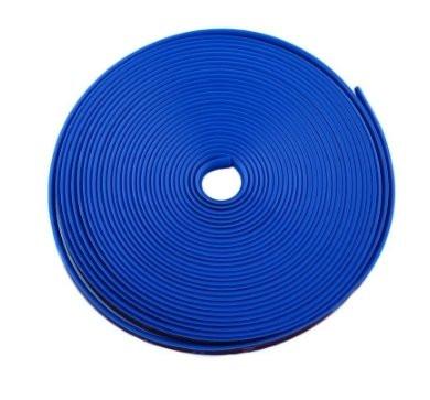 Синяя резиновая клейкая лента для обода колеса